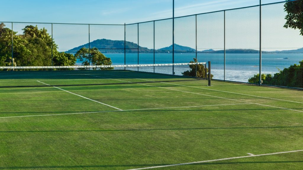 Cape Yamu Estate Phuket Tennis Court