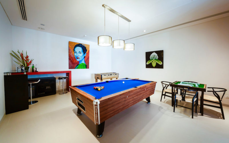 Villa-Padma-Phuket-game-room