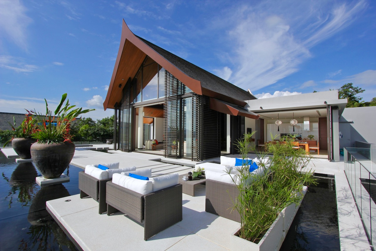 Home villa padma phuket - Creative home with beautiful panorama to provide total comfort living ...